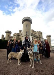 Mariage à thème : Game of Thrones