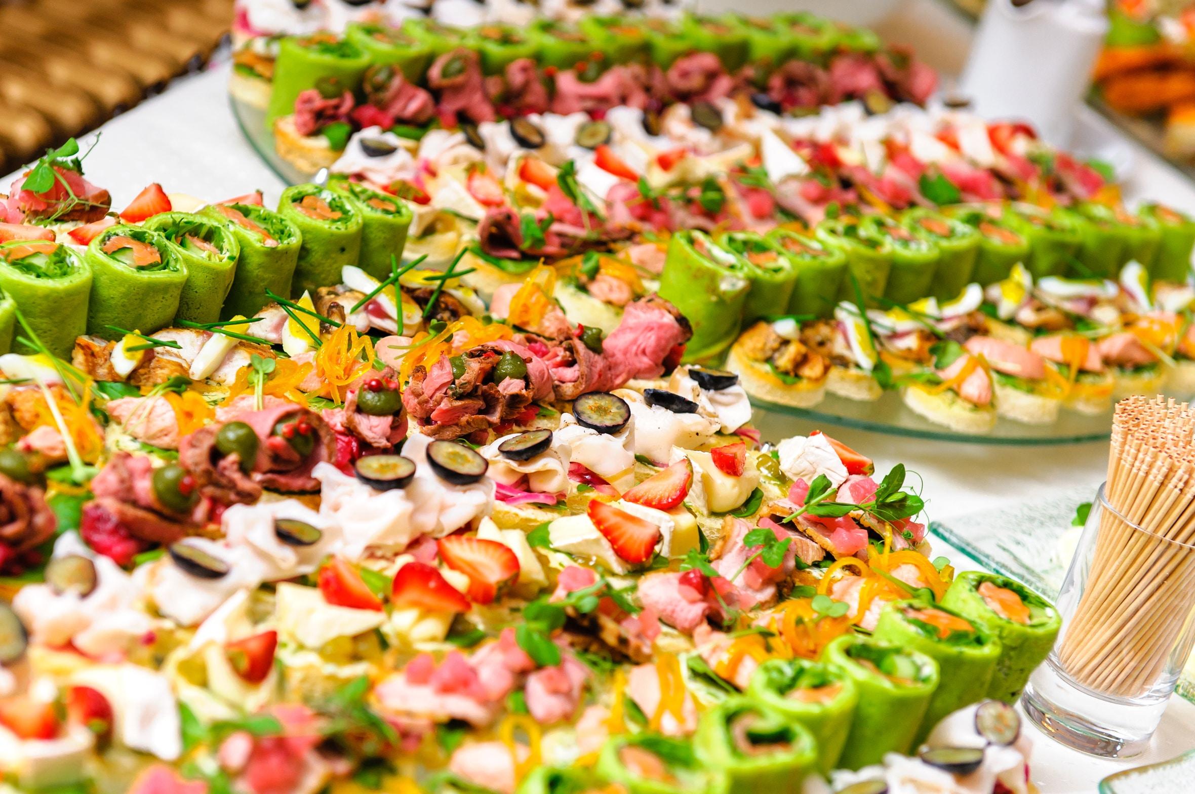 cuisiner soi mme ou faire appel un traiteur pour sa soire 1001 salles le blog - Traiteur Mariage Guadeloupe