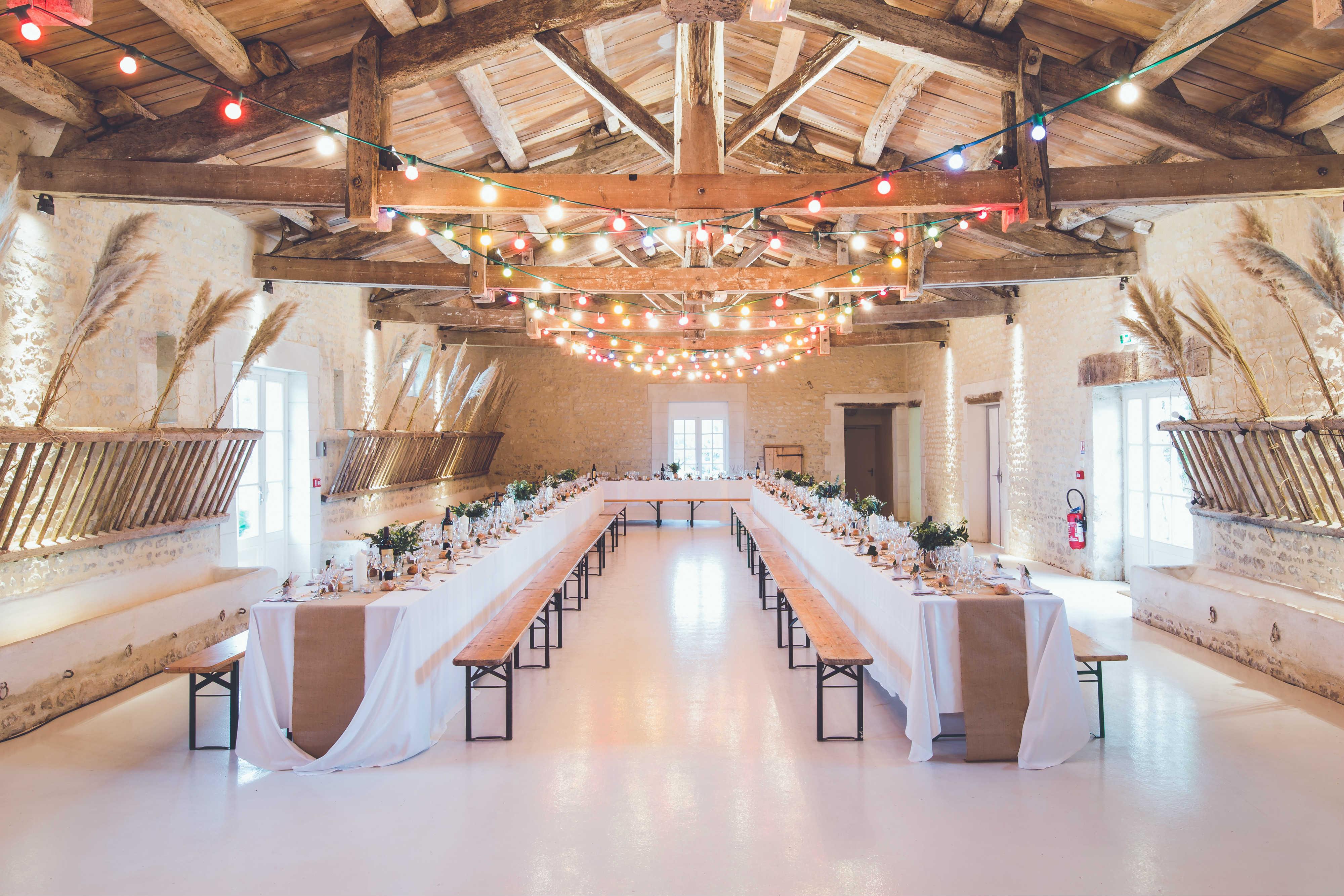 Trouver une salle de mariage qui vous ressemble : mode d'emploi !