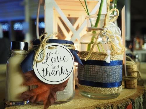 Comment créer une décoration raffinée pour sa réception de mariage ?