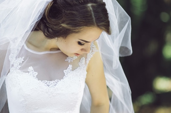 Tradition de la mariée