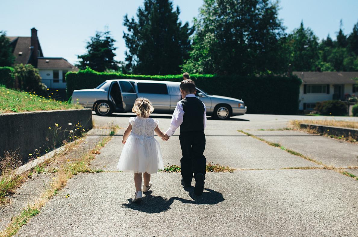 Quelles animations proposer aux enfants lors d'un mariage ?