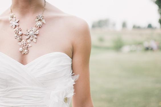 robe de mariée printemps