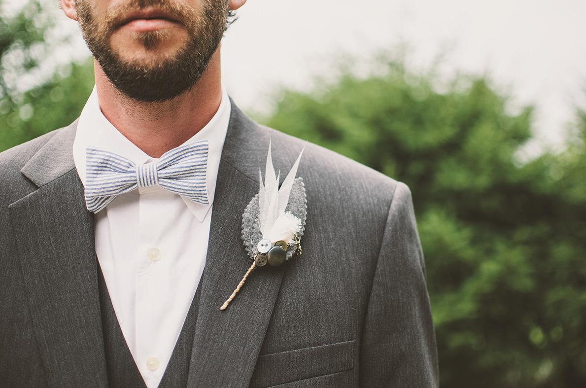 Quel costume pour le marié en été ?