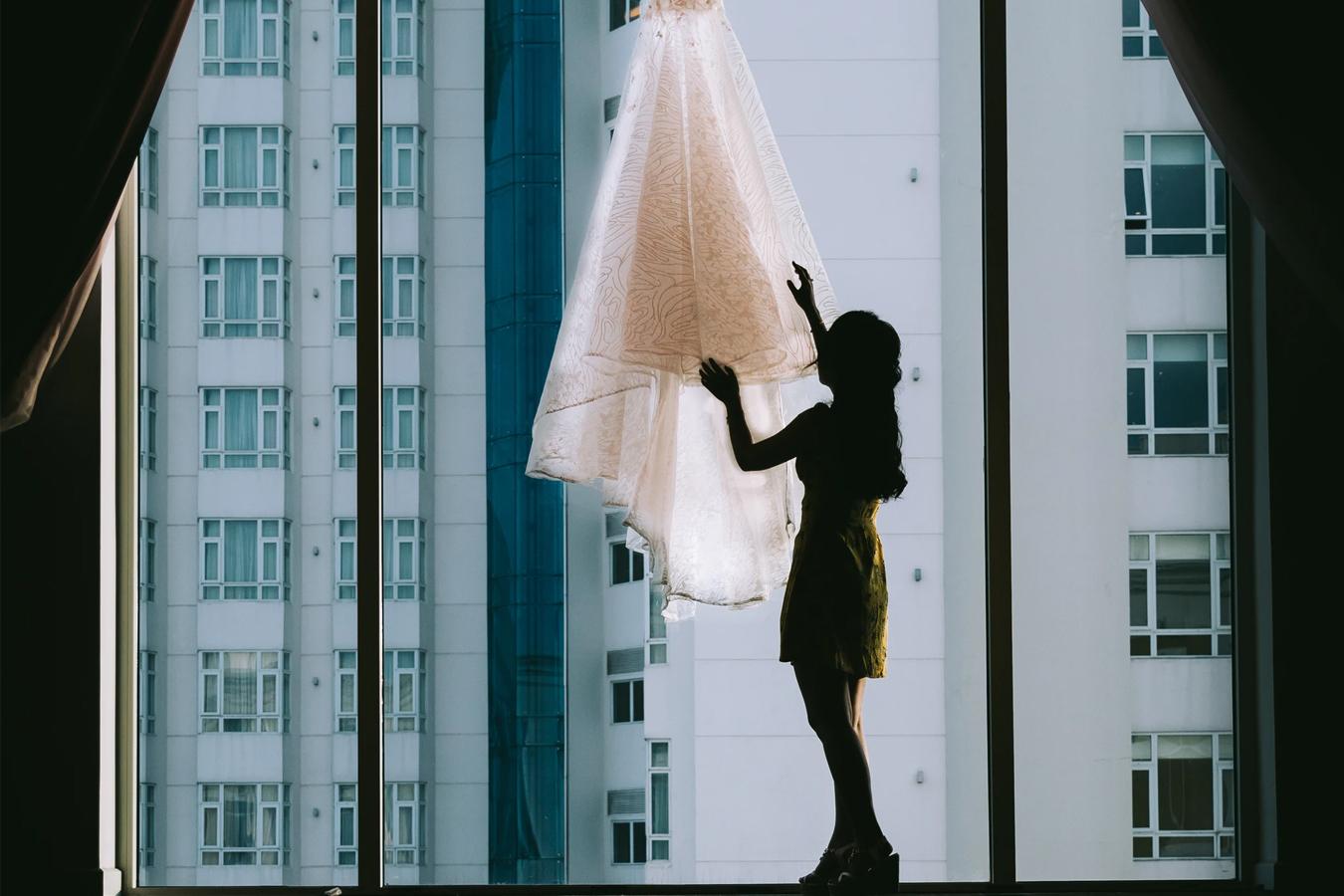 Se marier dans la robe de sa maman