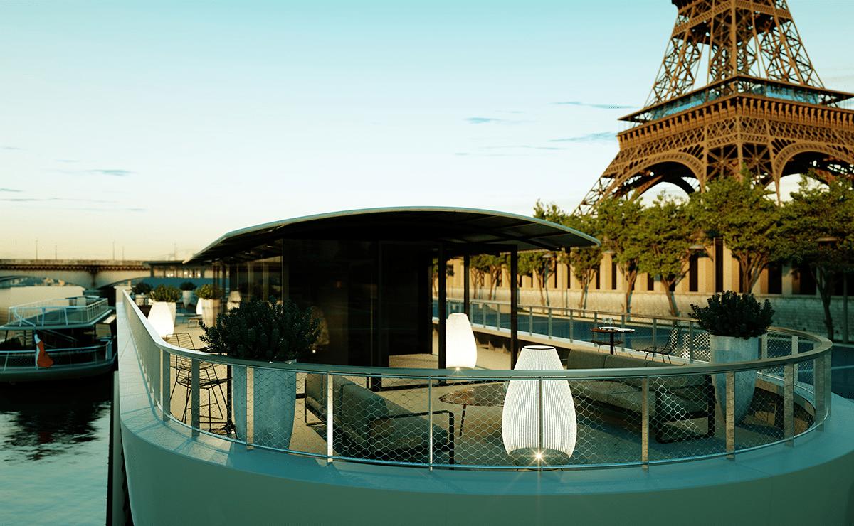 Gustave, Les Vedettes de Paris